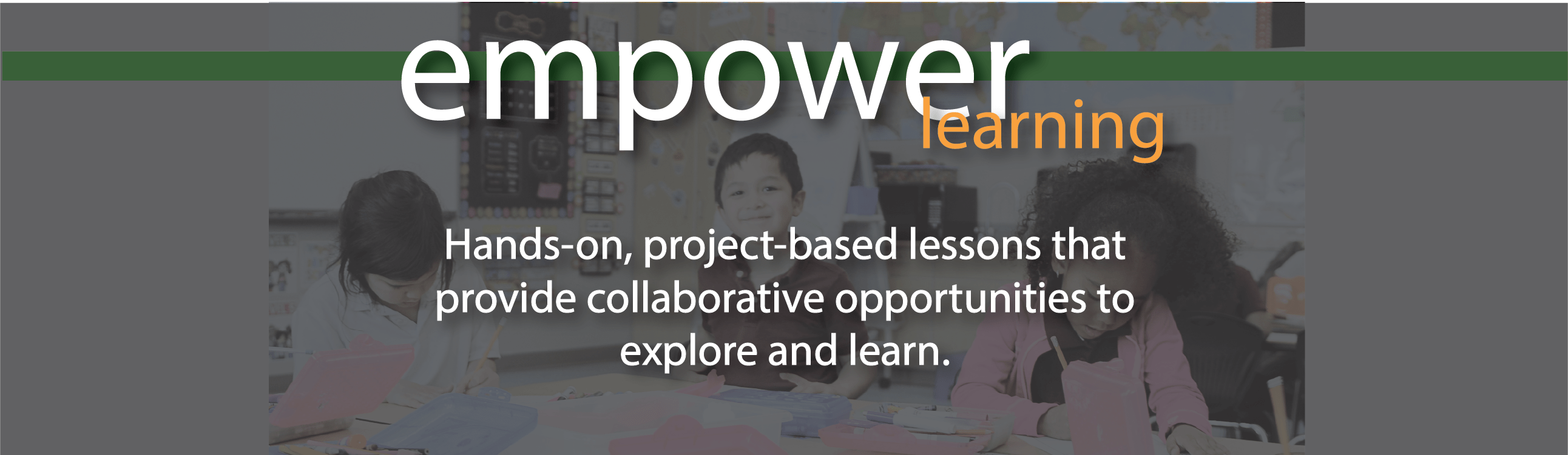 Empower learning at High Point Academy a tuition-free charter