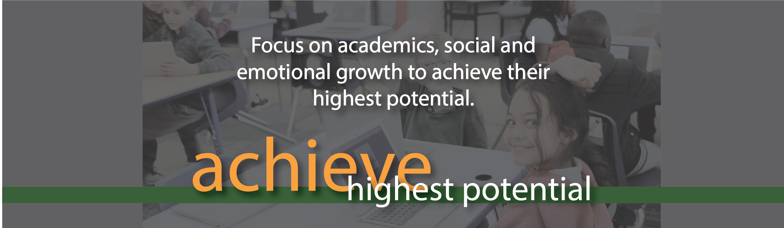 Achieve hight potential at High Point Academy a tuition-free charter