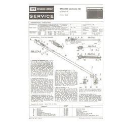 WEEKEND electronic 102 Schaub-Lorenz Service Manual
