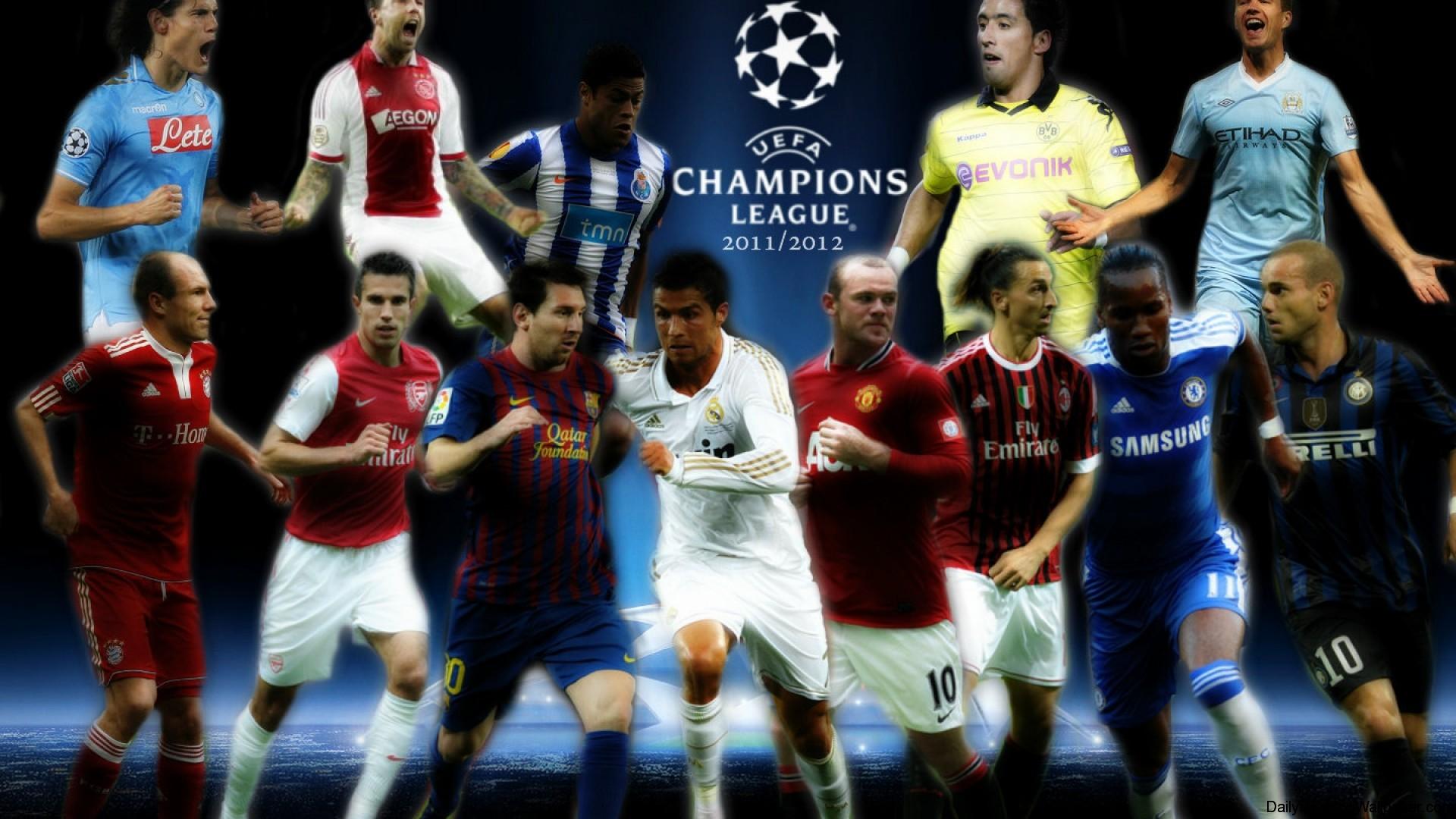 Free Download Desktop Wallpaper Hd For Windows 7 Champions League Wallpaper Hd Wallpapers