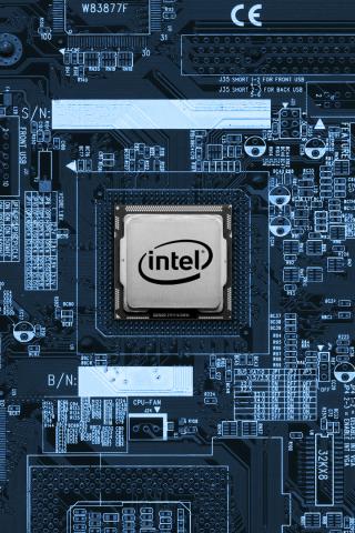 Inside Iphone X Wallpaper Intel Processor Wallpaper Hd Wallpapers