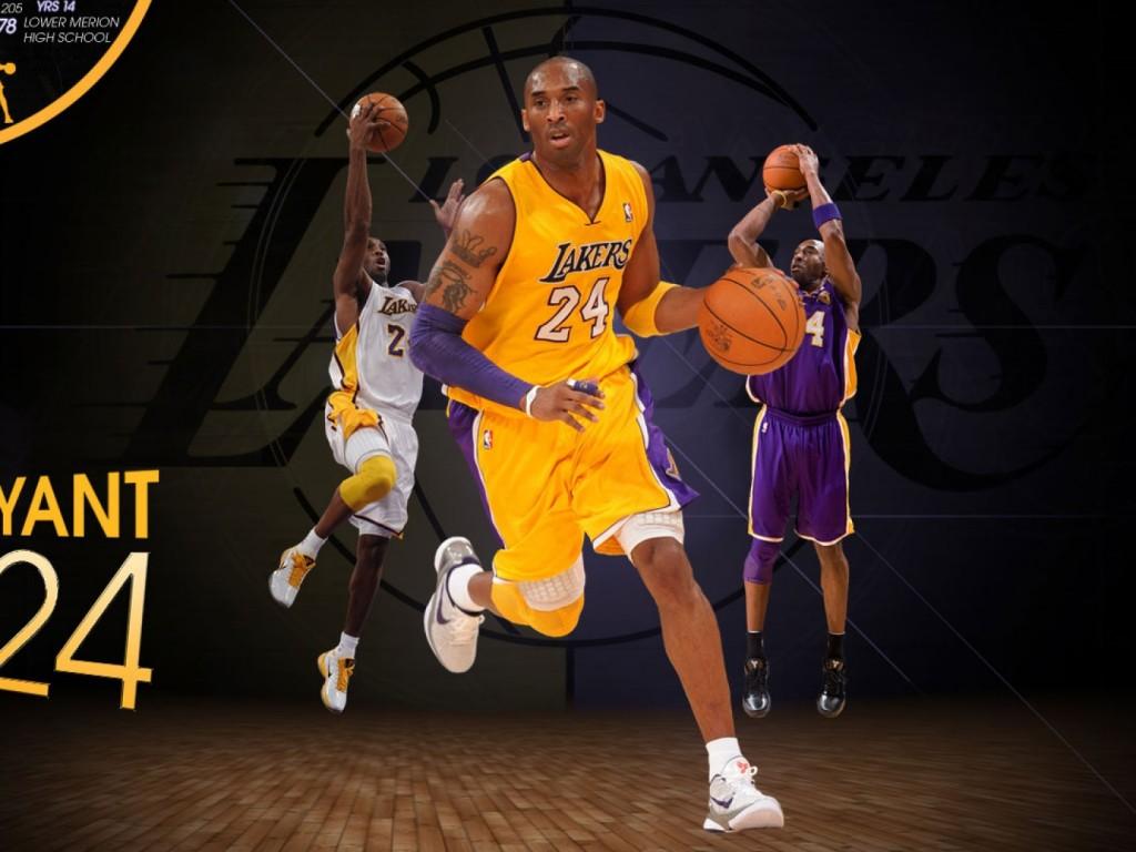 Kobe Bryant Lakers Wallpaper