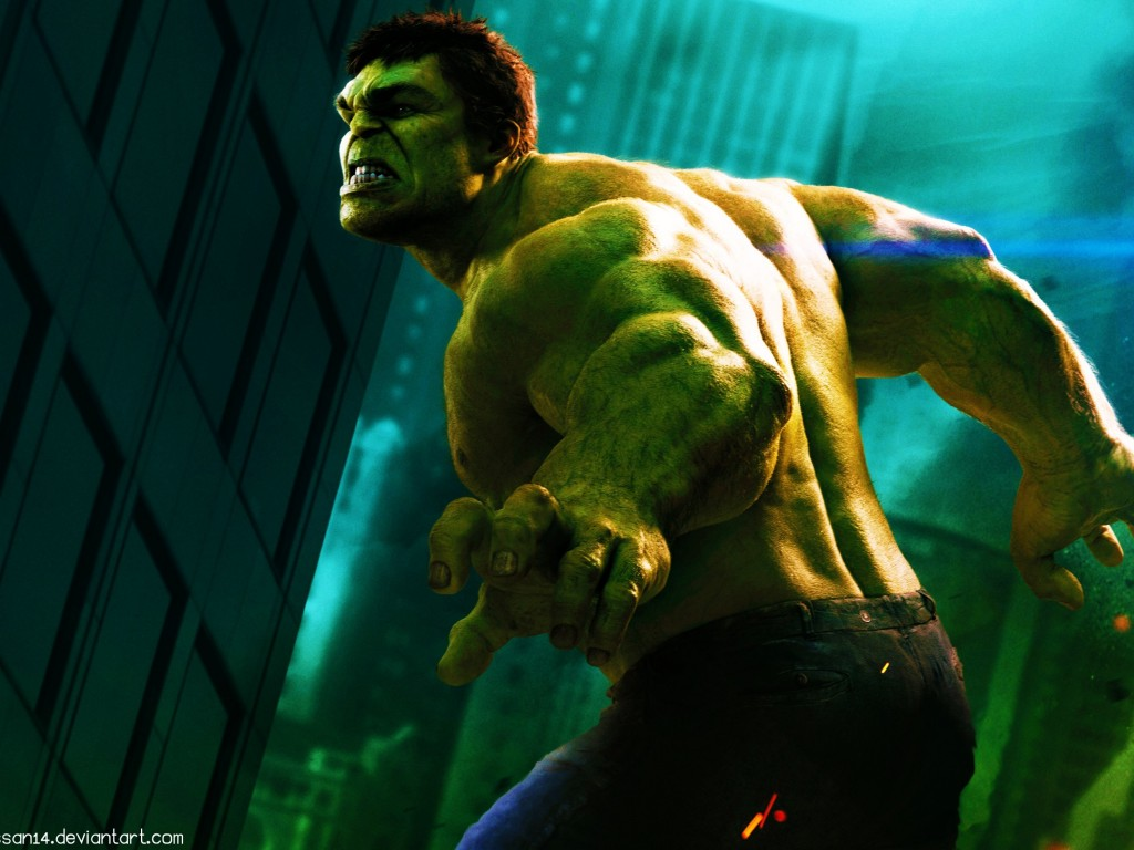 Avengers Animated Wallpaper The Hulk Hd Wallpapers
