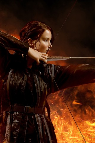 Super Hd Wallpapers Iphone X Hunger Games Bow And Arrow Hd Wallpapers