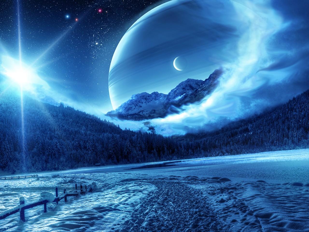 Falling Water Wallpaper 1080p Blue Snowcapped Serenity Wallpaper Hd Wallpapers