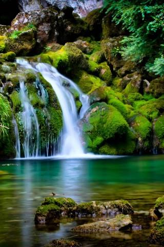 Game Of Thrones Iphone Wallpaper Hd Serene Desktop Waterfall Wallpaper Hd Wallpapers