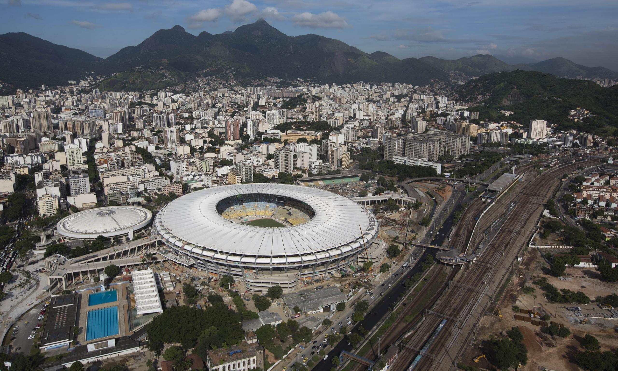 Rio De Janeiro Wallpaper Iphone Rio De Janeiro Stadium World Cup Hd Wallpapers