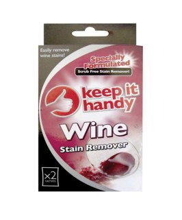 Wine Stain Remover 2x30g Pack