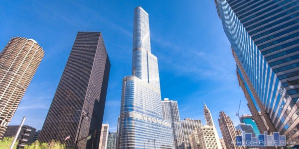 Trump Tower Condos Of Chicago Il 401 Wabash St