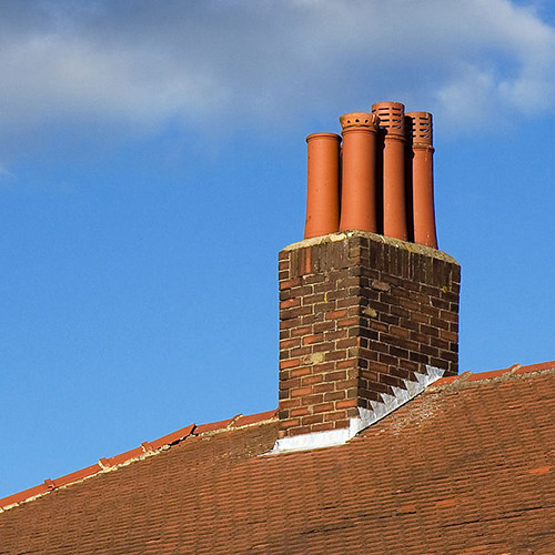 how many vents can i add to my chimney