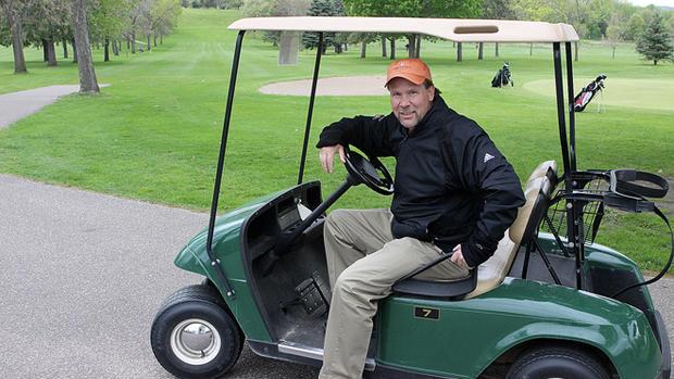High School Golf Coach