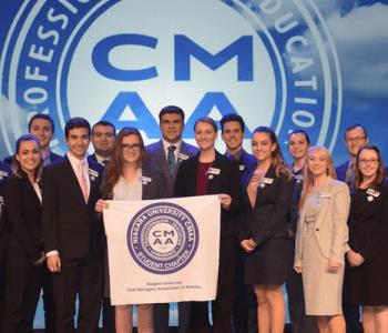 CMAA golf careers