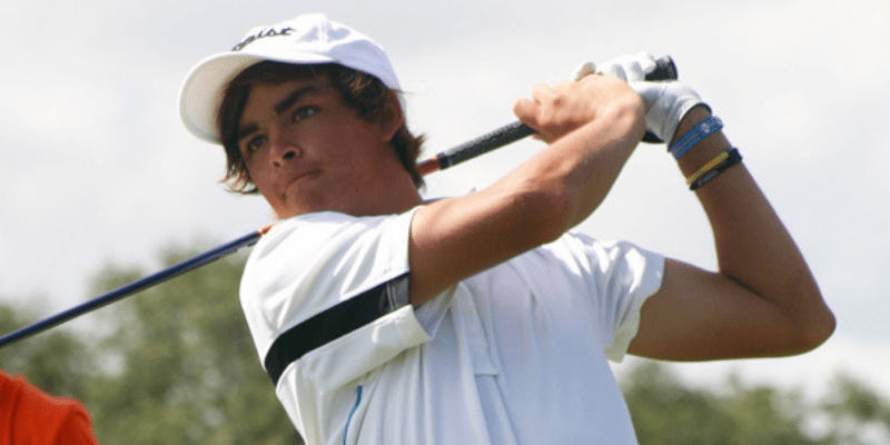 Rickie Fowler high school golf