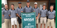 Starting a high school golf team