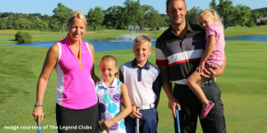 Why families should join a country club