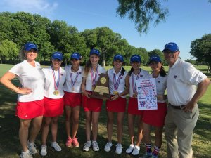 Top 10 Ranked Girls High School Golf Teams - Spring Preview