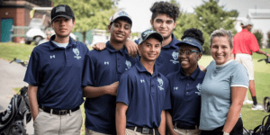 Going above & beyond the call for this Maryland high school golf coach