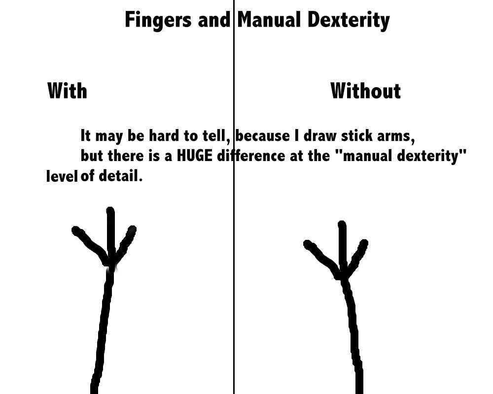 Examples Of Activities Requiring Manual Dexterity