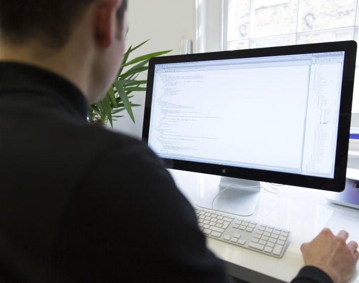 Coding your website