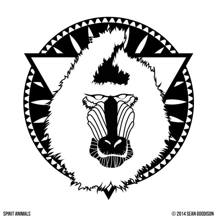 0531-SpiritAnimals-Baboon