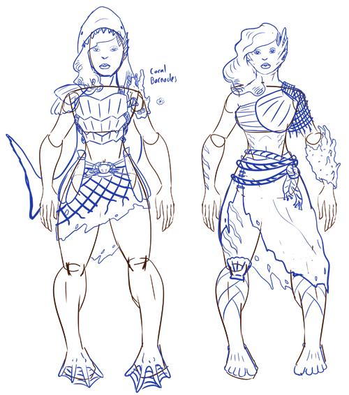 1128-feloren-tritonbarbarian-sketches2