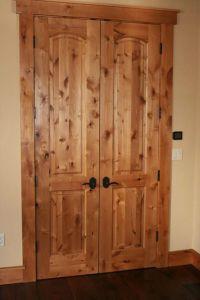 Rustic Doors | High Sierra Custom Door