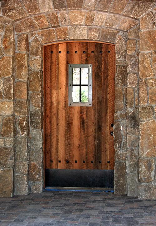 Rustic Doors High Sierra Custom Door