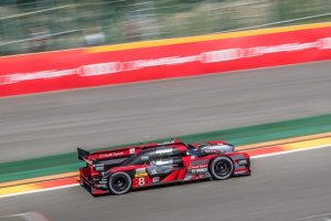 Car # 8 / AUDI SPORT TEAM JOEST / DEU / Audi R18 Hybrid / Lucas Di Grassi (BRA) / Lo•c Duval (FRA) / Oliver Jarvis (GBR) - WEC 6 Hours of Spa - Circuit de Spa-Francorchamps - Spa - Belgium