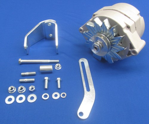 small resolution of 1 wire alternator kit zinc plated fits lincoln welder sa 200 250 gas blackface w 3 8