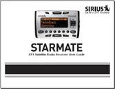 Starmate ST1 satellite radio from SIRIUS