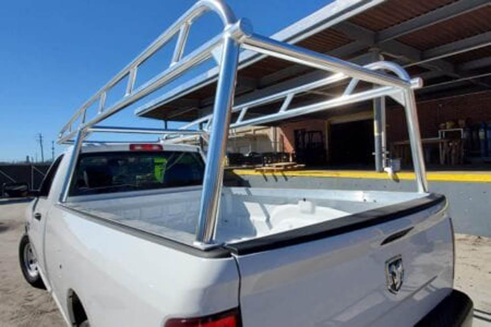 ryder racks custom aluminum ladder