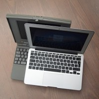 PowerBook 100 vs MacBook Air 11