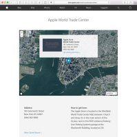 Apple Store NYC World Trade Center