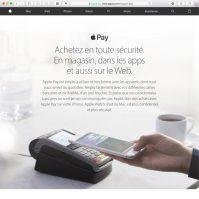 ApplePay startet bei Apple France