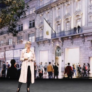 Angela Ahrendts am 12. September