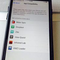 iOS 11 App Compatibility