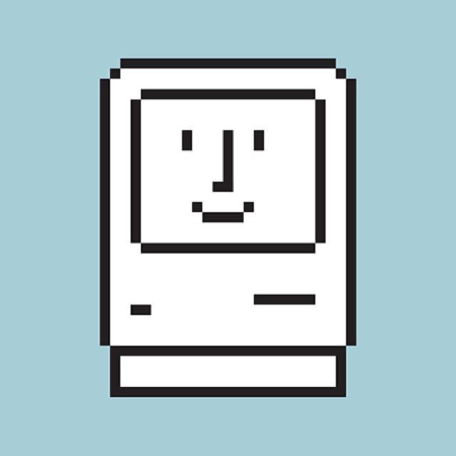 Susan Kare: Happy Macintosh