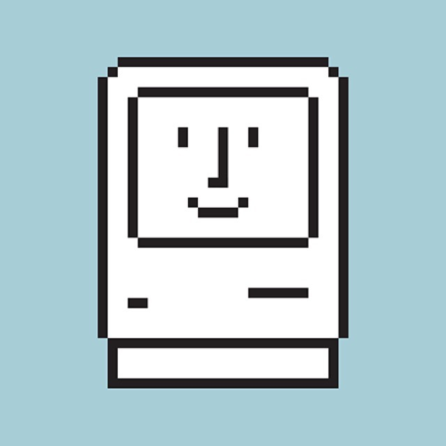Susan Kare: Happy Macintosh