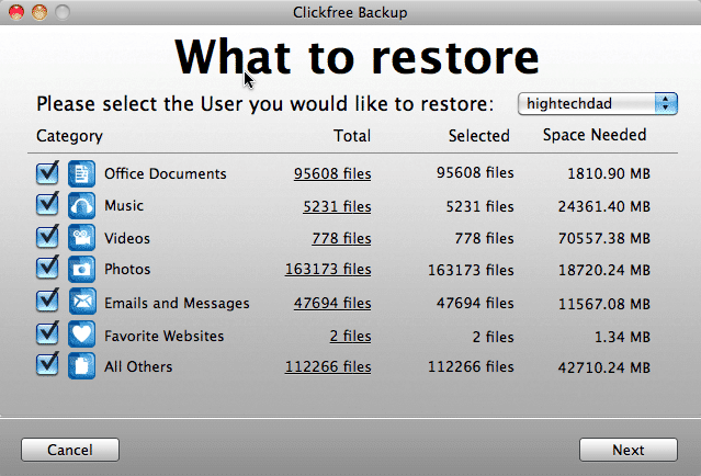 Can You Do A Backup Without Touching a Button? ClickFree Can