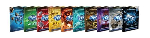 39CluesBooks1-10_RGB