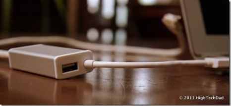 Moshi's USB to Ethernet Adapter Makes the MacBook Air Even