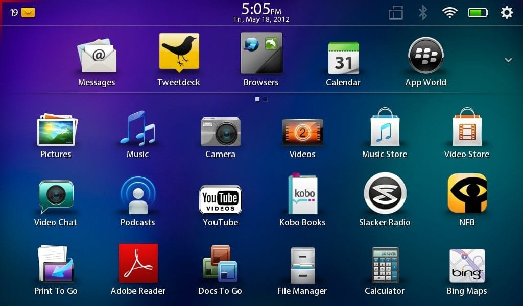 Does the Blackberry Playbook Have Another Play Up Its Sleeve