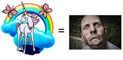 unicorn-is-scary-man