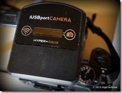 iUSBportCamera top view
