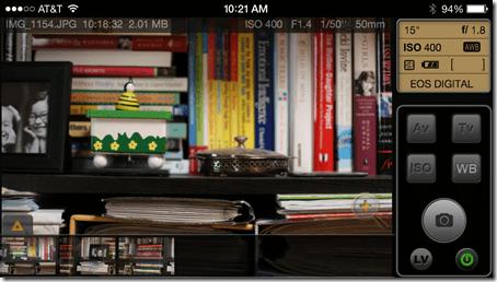 iUSBportCamera iPhone view image
