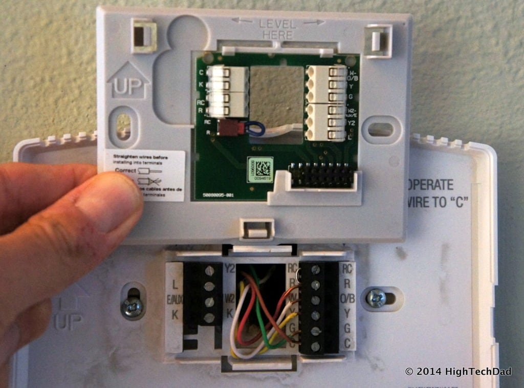 Dometic Single Zone Thermostat Wiring Diagram Review Amp Giveaway Honeywell Wifi Smart Thermostat Rth9580