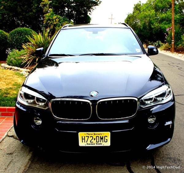 Bmw Xdrive35i: Running Flat But In Style