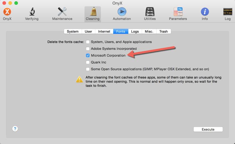 How to Fix Mac Office 2011 Crashing in Yosemite