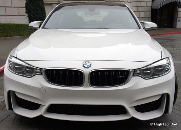 2015 BMW M3 - Front