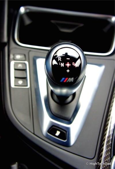 2015 BMW M3 - Shifter